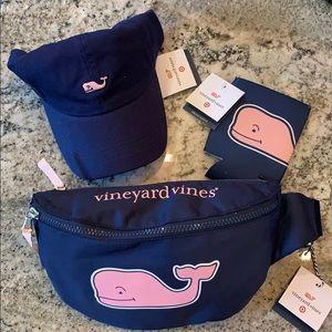 Vineyard Vines Target Fannypack Hat Drink Sleeve